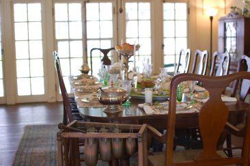 Dining room at Seminole Lodge