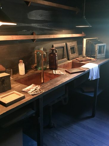 Edison lab work station
