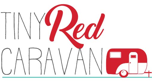 Tiny Red Caravan