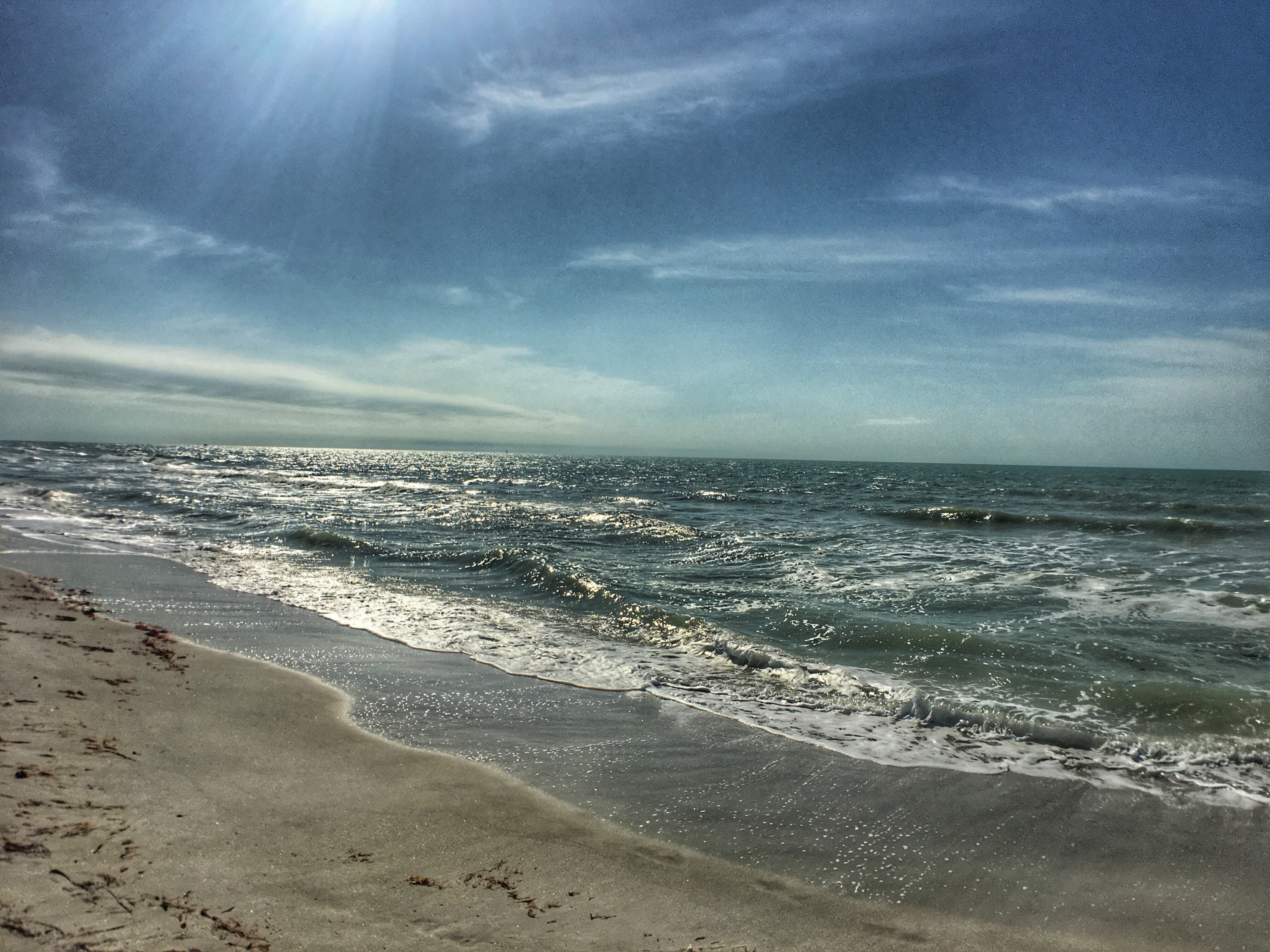 The beach, Naples, FL